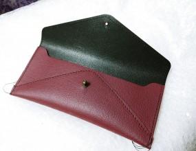 용돈 봉투형 지갑